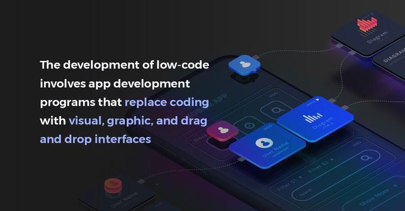 low-code-development-interface