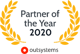 OutSystems partner of year 2020